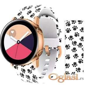 Narukvica silikonska Samsung galaxy watch 42mm