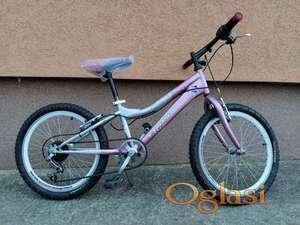 """Deciji zenski bicikl Explorer Rhino 20"""" 6 brzina"""