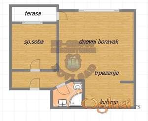 Nov stan na jednoj od najtraženijih lokacija.