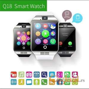 Q18 smart watch pametan sat