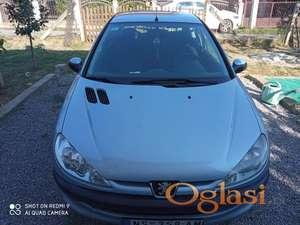 Prodajem Peugeot 206, 1.4hdi