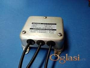 Duplekser, jedna anena za vhf radiostanucu I radioaparat