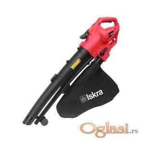 Električni duvač-usisivač lišća 3000W,ISKRA DT2250A