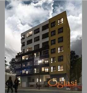 Novogradnja u centru sa PDV-om