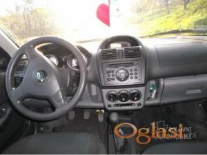 Suzuki Ignis vvt 2004