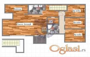 Na prodaju četvorosoban stan u izgradnji sa povratom PDV-a!