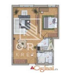 Prodaja,stan,2.0,Beograd,Zvezdara,Voje Veljković,53.42m2,80000 eur+PDV(10%) ID#1185