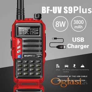 Toki voki Baofeng UV S9 Plus