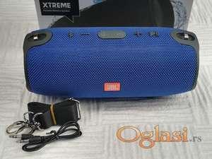 JBL zvucnik bluetooth XTREME plavi