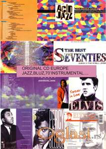 jazz original cd kopilacije