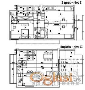 PRODAJA, 4.0 SOBNOG STANA, 156M2, SREMSKA KAMENICA, NOVI SAD