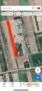 Zemljište, njiva 67ari, blizu naselja