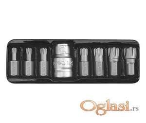 Set ribe ključevi M5-M14 8 kom za Fiat