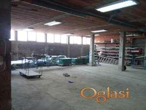 Prodajno-magacinski prostor u Durlanu