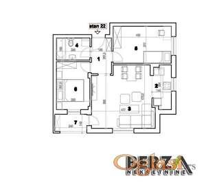 PRODAJA STANOVA U IZGRADNJI U PETROVARADINUKvalitetno opremljeni stanovi u izgradnji u Petrovaradinu na samo 3 km od centra grada Mogunost povrat