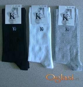 KC - tanje duže Turske čarape Vel;43-46,Vel; 36-40
