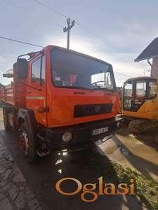 Pruzanje usluga minibagerima i prevoz kamionom