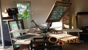 karusel 6/6 (50X60cm otisak) od Inoxa
