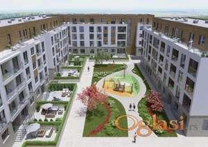 Izdavanje stanova Zemun- Lux stan, nov, neuseljavan četvorosoban stan, terasa 90m2,garaža