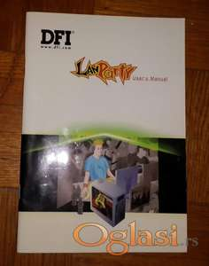 Uputstvo za ploču DFI LanParty nf4