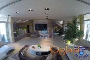 Luksuzan cetvorosoban stan na Bulevaru Evrope!!!021/662-0001