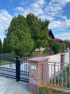 Prodajem kuću u Šapcu - Orašac (5km od centra ŠA)