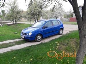 Temerin Volkswagen - VW Polo 1,2i sekvent plin