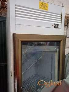 Vertikalna, horizontalna i topla vitrina