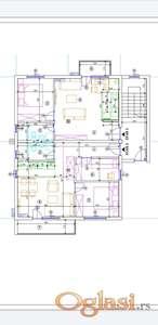 Jednoiposoban stan u urbanoj vili ID#1570