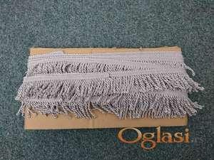 Ukrasne rese - siva (10 metara)