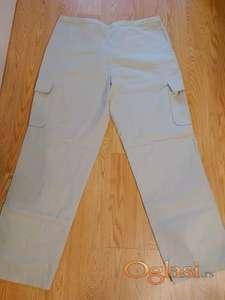 Prodajem bež pantalone