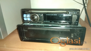 Alpine original radio