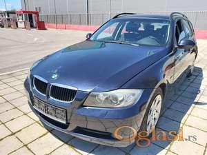 BMW E 91 stranac 320 Dizel 120 KW ili 163 konja 6 brzina 2006 god. Ksenon