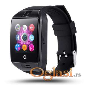 Pametan sat Q18 smart watch telefon sim kamera