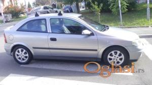 Opel Astra G, Borča