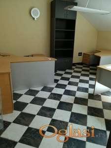 Novi Sad centar 300 m2 opremljen kancelarijski prostor