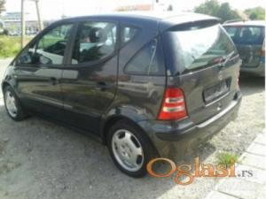 Novi Sad Mercedes Benz A 140 2001