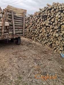 Prodajem drva za ogrev