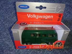 Metalni kombi VW ( Volkswagen) - Policija