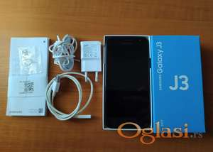 Samsung J3 (2017) Sim Free,Dual Sim,Full Pack