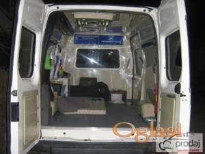 Senta Ford Transit FT 330 TDE  2002 god.