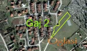 Plac Obrenovac Rvati-naselje Gaj 2