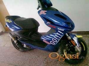 Novi Sad Yamaha Aerox Rossi 50,  2004