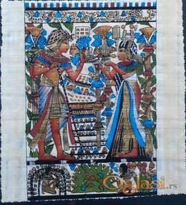 Egipatske slike na papirusu