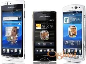 Ubacujem Android sisteme u Sony Xperia tel.