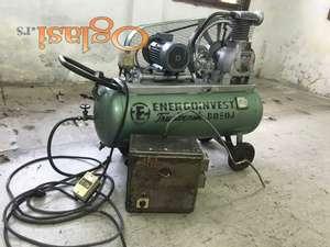 Kompresor Trudbenik  Doboj 140 l 16 bari