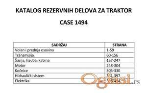 Case 1494 - Katalog delova