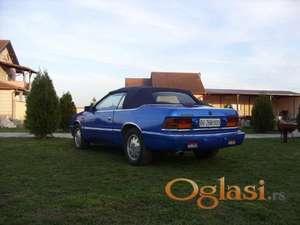 Temerin Chrysler Le Baron Cabrio 1990 (zamena manji)