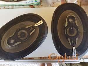 Prodajem zvucnike Pioneer