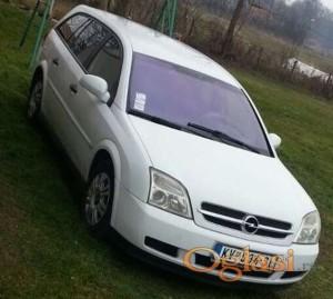 Opel Vectra, Kraljevo